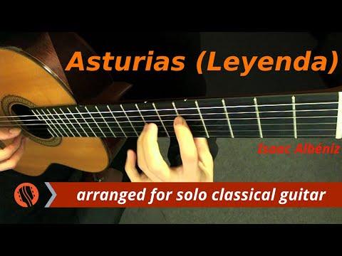 Asturias (Leyenda), Op. 232, No. 1 - Isaac Albéniz