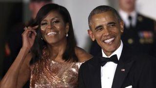 Big bucks for the Obamas