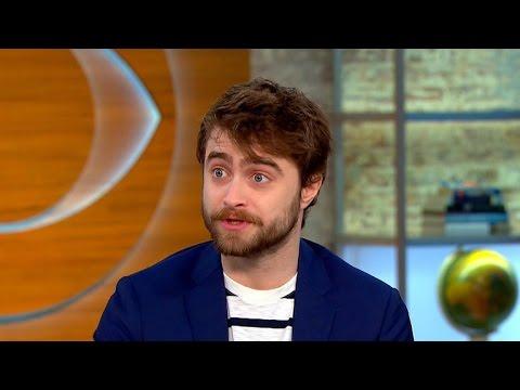 Daniel Radcliffe on new