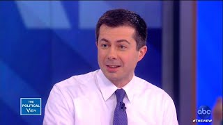 Pete Buttigieg on Iowa Caucus and Woman Who Wanted to Pull Vote | The View