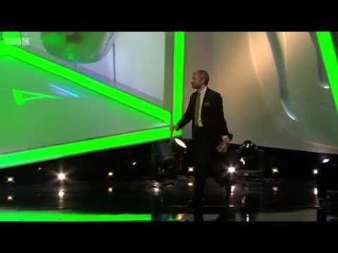 Martin Freeman presents Supporting Actress Awards of BAFTA TV  Awareds 2014