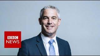 Steve Barclay named new Brexit Secretary - BBC News