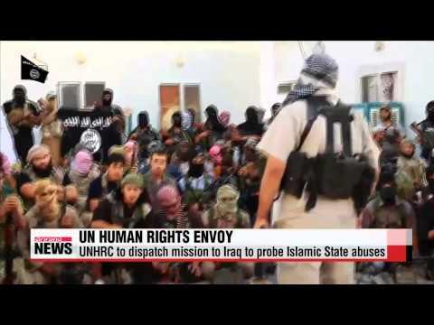 UN to dispatch mission to Iraq to probe IS abuses   유엔 인권이사회, IS 잔혹행위 조사결의안 채택