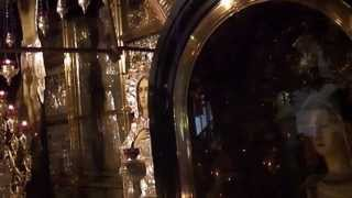 In the Footsteps of Jesus Jerusalem Holy Sepulcher Golgotha ​​Jesus crucifixion