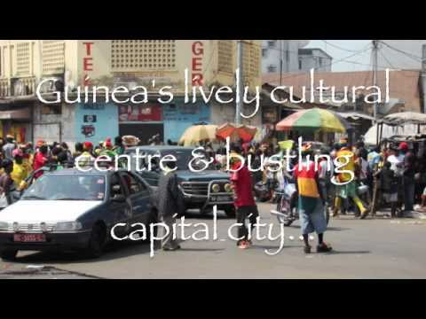 Travel to Guinea with Kunda!