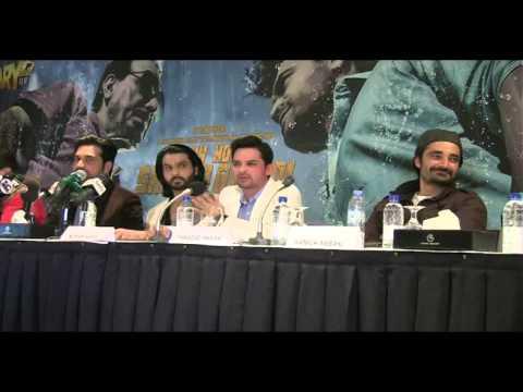main Ho Shahdi Afridi Press Conference Dubai Midwest Hotel