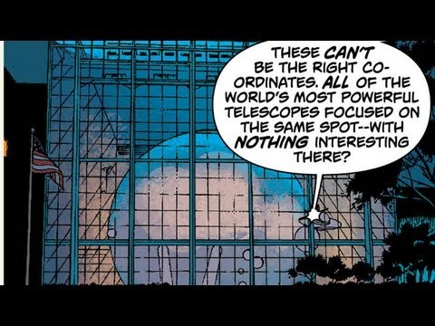 Neil deGrasse Tyson on Finding Krypton