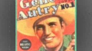 Watch Gene Autry South Of The Border video