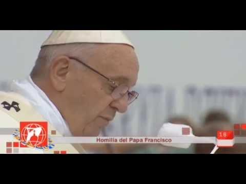Homilía del Papa Francisco en el Santuario de Czestochowa