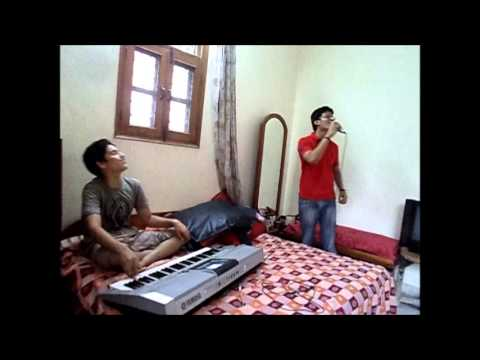 Tera Milna Pal Do Pal Ka Cover By Rahul and Lavanya Khanna