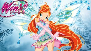 Winx Club Full Movie Video Game - Enchantix Transformation Dress Up (NEW Winx Club Game)