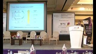 Impact of Smartphone data traffic on mobile networks, Mr. Hani Yassin, QUALCOMM MEA 1/2