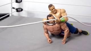 John Cena vs. Rusev -