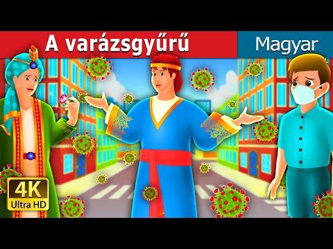 A varázsgyűrű   The Magic Ring in Hungarian   Esti mese   Magyar Tündérmesék