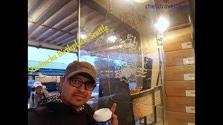 World's first Starbucks! I Pike Place Market, Seattle I chetztravelogue 3