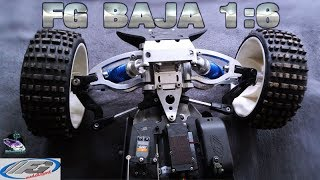 FG Baja Buggy 1:6 Alu Tuning (Umfrage:  Euer lieblings Maßstab ? )
