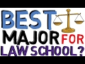 What is the Best Major for Law School? MP3