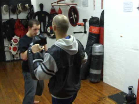 Progressive Kickboxing Class Kickfit Martial Arts Academy Nottingham,UK Image 1