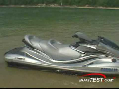 Yamaha FX Cruiser High Output 2008 - BoatTest.Com