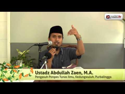 Konsultasi Agama Dan Tanya Jawab: Ujian Bagi Hamba Yang Bertakwa - Ustadz Abdullah Zaen