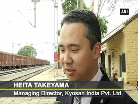 Japan's Kyosan join hands with TSTS to cater to Indian market - ANI News