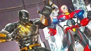 Pantera Negra, Monster Hunter e Sigma: 1ª DLC Marvel vs. Capcom Infinite