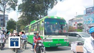 TP.HCM: Nghiêm trị xe buýt dừng đón sai quy định