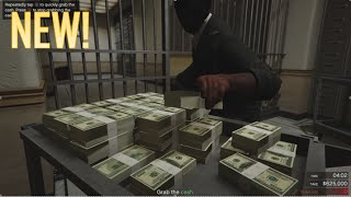 GTA5 Online Heist Easy Money Glitch (Working PS4)