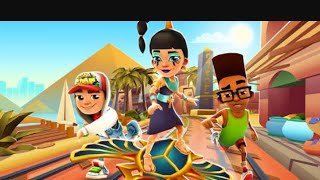 Subway Surfers play game android phone HD part 2