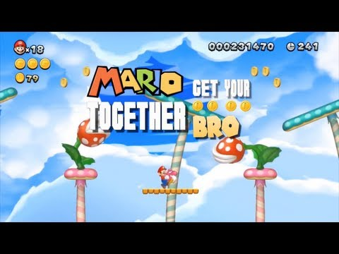 Patent Pending - Hey Mario