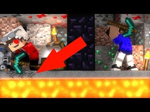 КТО САМЫЙ ЛУЧШИЙ ШАХТЕР В МАЙНКРАФТЕ! СОРЕВНУЕМСЯ С ВЛАДУСОМ! Minecraft
