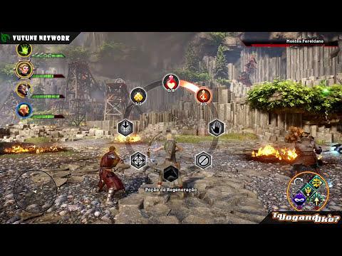 Dragon Age: Inquisition  #02 - Kaneda, o caçador de Dragões (PT-BR)