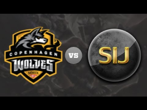 CW vs SIJ  (1/5) - LCS 2013 EU Summer Promotion Tournament D3 (En)