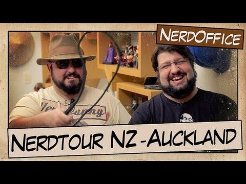 Nerdtour NZ: Auckland | NerdOffice S04E22 (ENG SUB)