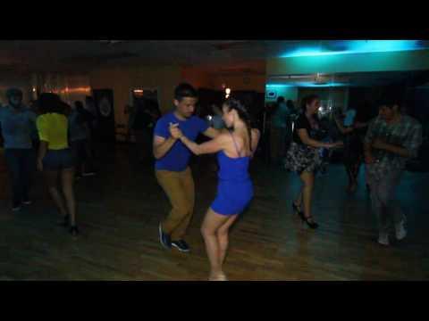 Salrica Social- Carlos & Jessica - Cha cha