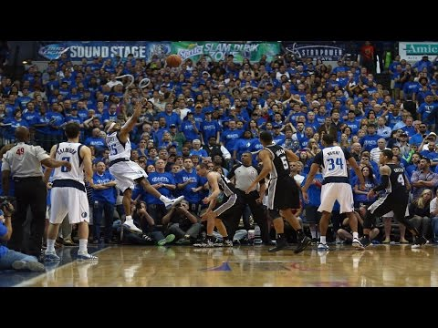 Top 10 Dallas Mavericks Plays of the 2013-2014 Season