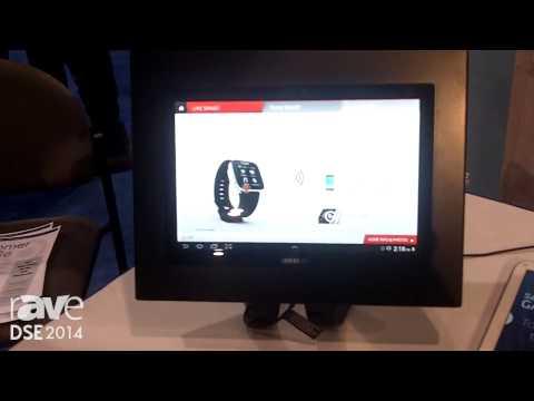 DSE 2014: Customer Mobile Presents Its Customer Engagement Solution for Digital Signage