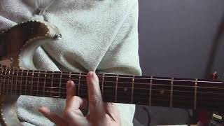 hidden neck pattern that will tell you every chord or note in any key