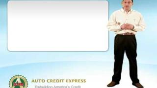 How to Buy a Car with Bad Credit, Auto Credit Express Video