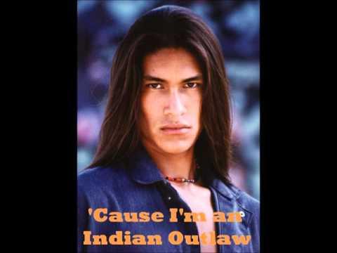 Indian Outlaw Tim McGraw (lyrics)