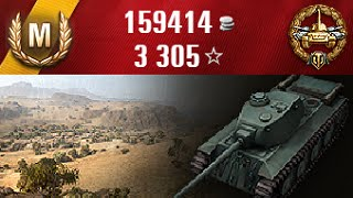 World of Tanks - FCM 50(t) | 6017 Damage & Ace Tanker | Subscriber Replay (Tighten) #36