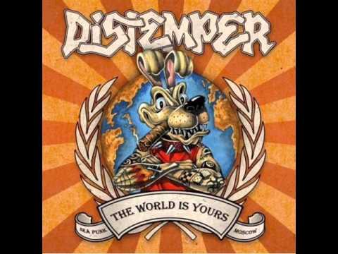 Distemper - Moscow Reggae