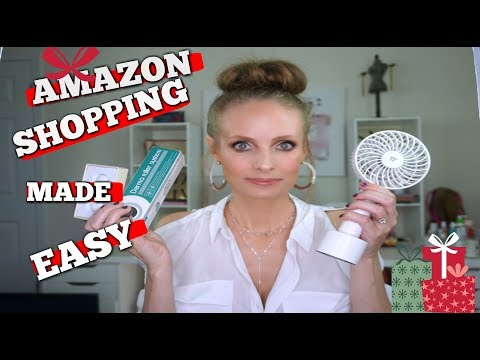 AMAZON BEAUTY PRODUCTS MADE EASY | AMAZON SHOPPING FOR SKINCARE MADE EASY