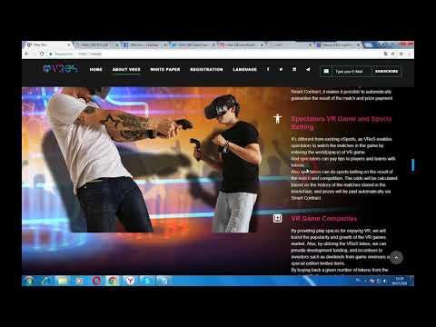 VReS - самая большая в мире платформа VR