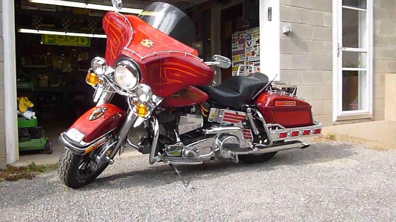 Harley Davidson Fl Classic 1981 Shovelhead