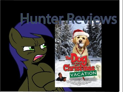 Hunter Reviews: The Dog Who Saved Christmas Vacation
