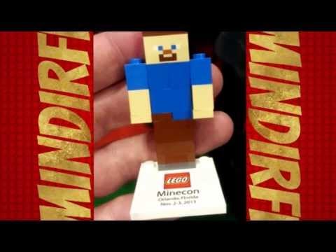 новая коллекция лего-minecraft