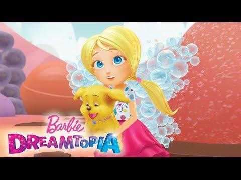 O Estábulo de Doce | Barbie Dreamtopia | Episodió 1