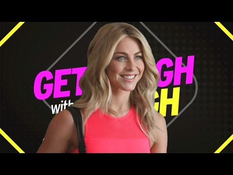 EXCLUSIVE: Julianne Hough Reveals Her Secret to Amazing Abs