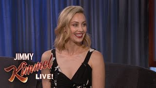 Sarah Gadon on Preparing for New Netflix Show Alias Grace